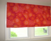 Roman-Shade-Custom-Made-To-Order - 58''wide  x 40'' long