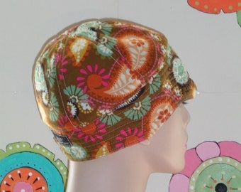 Womens Chemo Hat Soft Alopecia Hair Loss Hat (For Size Guide, See 'Item Details' below Photos) SMALL/MEDIUM