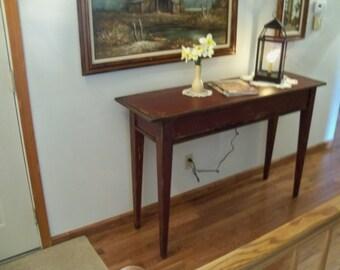 Nashville Console Table