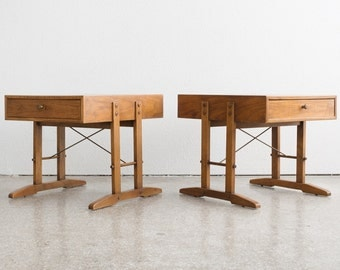 Pair of Mid Century Drexel Side Tables