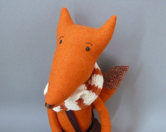 Foxy SALE!! Esteban 93 Fox Plush Softie Puppet Toy