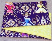 Elegant Princesses, COTTON ***STAGE 2*** Children's G Tube Belly Band Wrap, (waist size 20-22 inches)