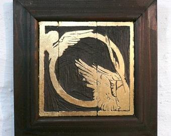 Angelic: 1. Relief Sculpture.