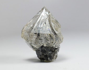 Herkimer Diamond, Herkimer Diamond Scepter, Natural Herkimer Crystal, Healing Crystal, Scepter Crystal