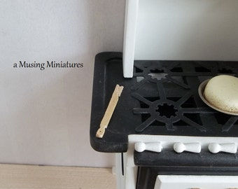 Oven Rack Puller in 1:12 Scale for Dollhouse Miniature Kitchen or Bakery
