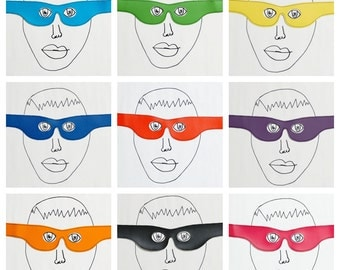 Superhero mask.... eyemask