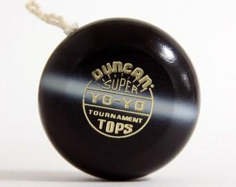 YOYO Duncan Vintage 1990's Era Super YoYo Tournament Top