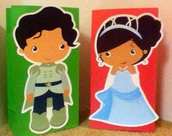 Cute Prince and Princess Goody Bag