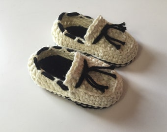 Baby Boys Mocassin Loafer size 6-12 mos