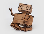 Helper Bot Kit - Made from bamboo