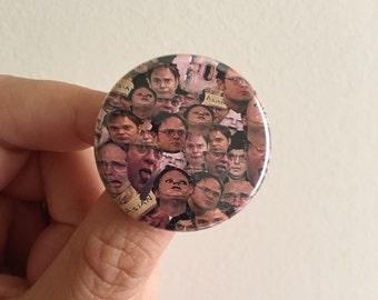 Dwight schrute pin