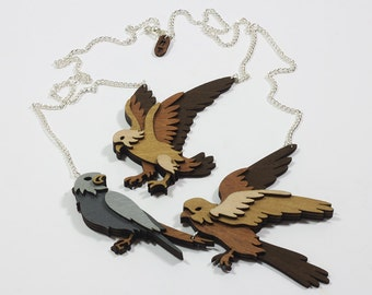 Company of Falcons STATEMENT NECKLACE