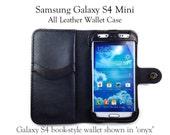 Galaxy S4 Mini Leather Wa...