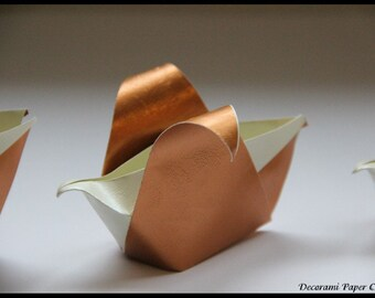 Dove - Set of 6 - Easter - Origami - Decoration