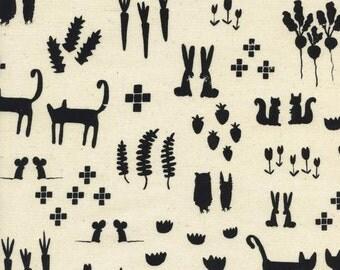 Cotton + Steel - Alexia Abegg - Printshop - This + That Black