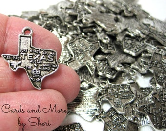 Texas State Charms - Lone Star State Charms