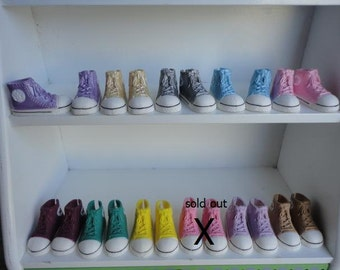 Colored Sport Shoes For Blythe Doll