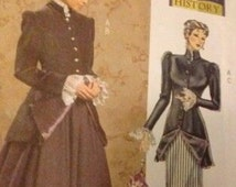 Early 20th Century or Steampunk Women's Suit Pattern