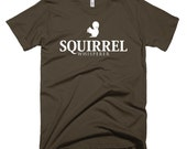 Squirrel Whisperer T-Shirt - Squirrel Shirt - Animal Shirt - Squirrel Top - Men's Shirt - Squirrel Gift - Squirrel Tee - Funny Shirt