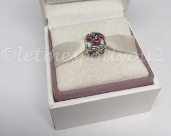 Authentic Pandora Sweet cherries charm