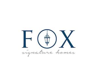 Real Estate Logo-Custom Business Logo Design- Logo Design-Custom Logo Design with Business Card and Letterhead