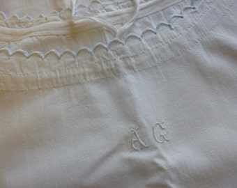 Vintage, Chemise Nightdress, Nightgown. Unworn,  French Circa 1930's