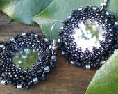 Beveled Mirror Earrings