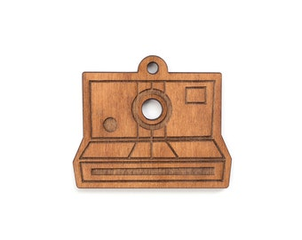 Instant Film Camera Ornament - Polaroid - Gifts for Photographer, Photographer Gift