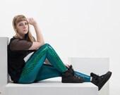 Mermaid Holographic Leggings