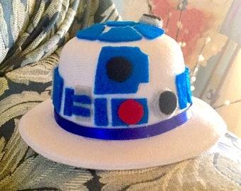 Star Wars R2D2 Fascinator