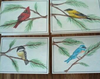 Unique Original Hand Made Cards