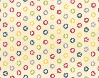 Varsity Superstar Multi by Sweetwater for Moda - One Yard - 5595 11