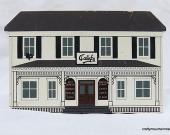 Calef's Country Store, 1993 Cats Meow General Store Series by Faline