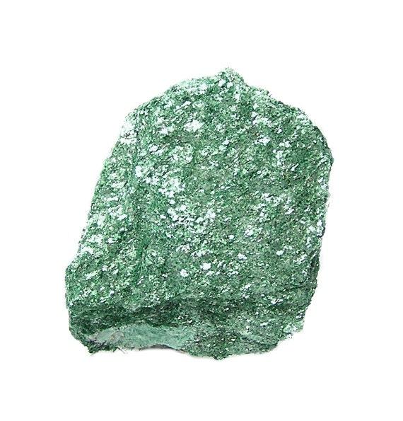 Green Muscovite Mica : Emerald green fuchsite chrome mica by fenderminerals