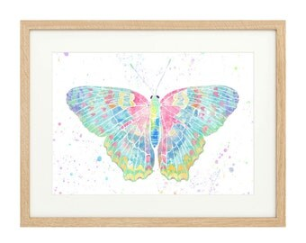 Butterfly - Limited Edition Print