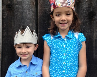 Baby and Kiddo Crowns
