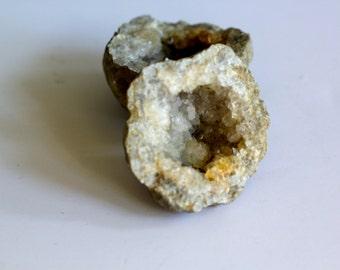 White geode/crystal