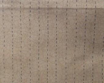 Full Circle Tan Moda Fabric 1 yard