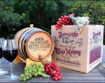 Barrel XL™ Barrel Aged Cabernet Wine Making Kit