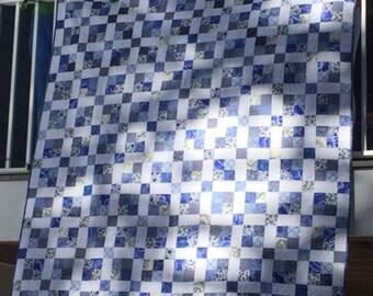 Marine Blue Quilt