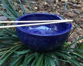 Lagoon Noodle Bowl, Noodle Bowl, Rice Bowl, Chopstick Bowl, Dishwasher Safe