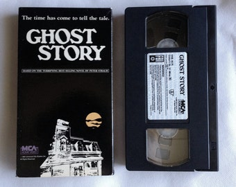Ghost Story VHS