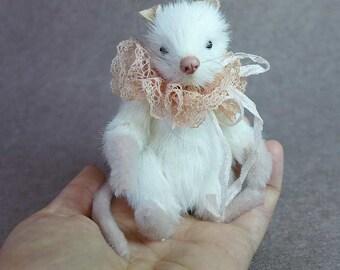 Kleine dicke Mäuse selber nähen. Ebook mit Schnittmuster by Furry Critters
