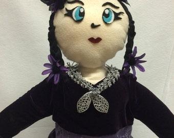 """Handmade """" Penelope"""" Doll 34"""""""