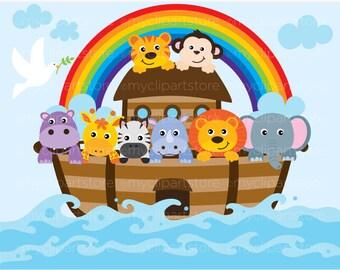 Image result for Noahs ark clipart