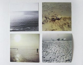 Printagram photo cards set of 6 / Original printagram photography collage Home decor