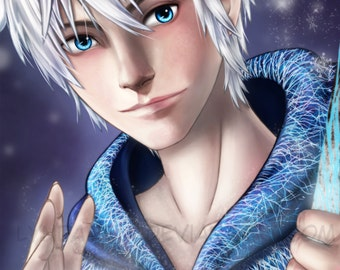 HOLOGRAPHIC Jack Frost