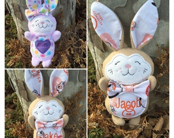 Bunny Rabbit Softie/Plushie