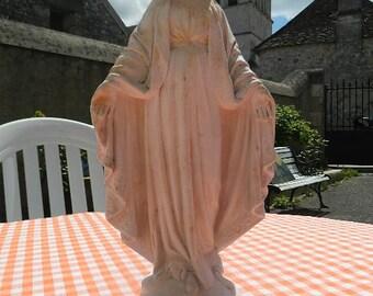 Statue Vierge Marie