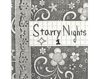 Starry Nights zine (issue 1)